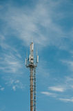 Telecommunications tower Stock Photos
