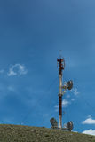 Telecommunications tower cellular Stock Photography