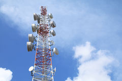 Telecommunications tower - Series 5 Stock Images