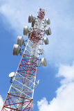 Telecommunications tower - Series 6 Stock Photos