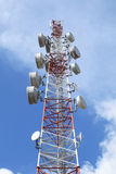 Telecommunications tower - Series 9 Stock Images