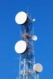 Telecommunications towers Stock Photography