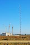 Telecommutation ιστών Στοκ φωτογραφία με δικαίωμα ελεύθερης χρήσης