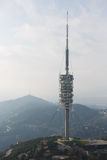 The telecoms tower, Barcelona Stock Photos