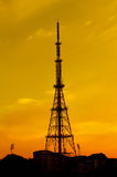 telecomtorn Arkivfoton