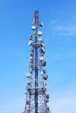 telecomtorn Royaltyfri Bild