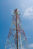 telecomtorn Royaltyfria Bilder