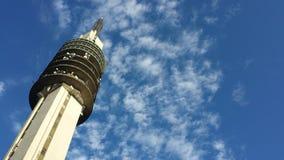 Telecomtower希尔弗萨姆 免版税库存图片