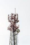 Telecomunicações Imagem de Stock