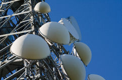 Telecomunicações imagem de stock royalty free