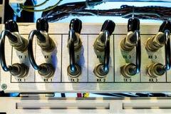 telecomunicações Foto de Stock