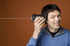 Telecomunicações avançadas Fotografia de Stock