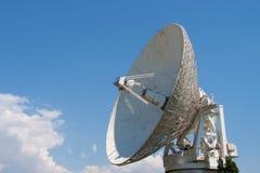 Telecomunicações do espaço Fotografia de Stock