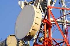 telecomunicación Foto de archivo libre de regalías