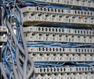 Telecomunicación Imagen de archivo libre de regalías