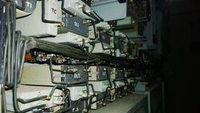 Telecomunicaciones de las transmisiones Imagen de archivo libre de regalías