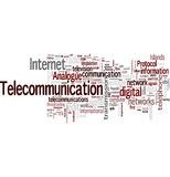 Telecomunication Royalty Free Stock Photos