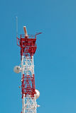Telecomunication tower Stock Image