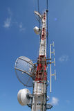 Telecomunication tower Stock Photography