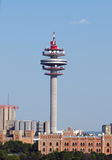 Telecomunication tower Funkturm Arsenal Stock Image