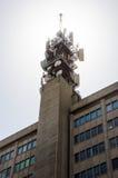 Telecomunication wierza Zdjęcie Stock