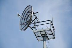Telecomunicazioni Fotografie Stock Libere da Diritti