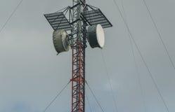 telecomunicazioni immagine stock