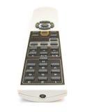 Telecontrol blanco 02 Fotografía de archivo libre de regalías