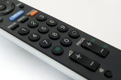 Telecontrol de la TV Imagenes de archivo