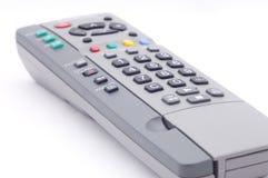 Telecontrol de la TV Fotografía de archivo libre de regalías