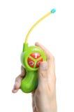 Telecontrol del juguete Imagen de archivo libre de regalías