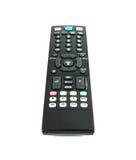 Telecontrol moderno de la TV Imagenes de archivo