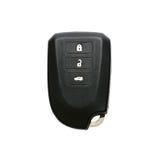 Telecontrole chave do carro Fotografia de Stock Royalty Free