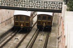 Teleférico Budapest Fotos de Stock Royalty Free