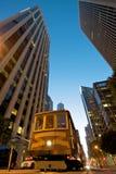 Teleférico de San Francisco fotografia de stock royalty free