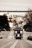 Teleférico de San Francisco Fotos de archivo libres de regalías