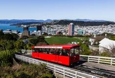 Teleférico de Wellington imagens de stock royalty free