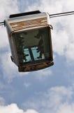 Teleférico do sibilo de Ngong - cabine de cristal Foto de Stock Royalty Free