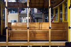 Teleférico em San Francisco Imagem de Stock Royalty Free