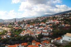 Teleférico Funchal - Monte Fotos de Stock