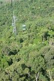 Teleféricos Foto de archivo