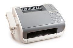 Telefax und Telefon Lizenzfreie Stockfotos