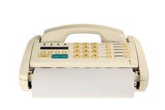 Telefaxmaschine Lizenzfreie Stockbilder