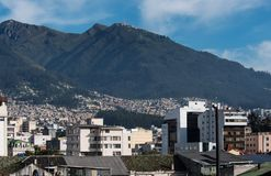 Teleferiqo Quito Royalty Free Stock Image