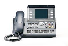 Telefonía del IP Fotografía de archivo libre de regalías