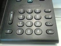 Telefonów guziki Obraz Stock