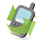 telefon vektor illustrationer