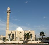 telefon 2009 för moské för avivbey hasan Arkivfoto