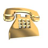 telefon stock illustrationer