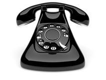 Telefon alt vektor abbildung